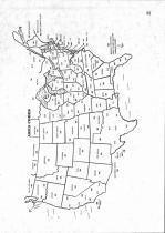 Map Image 023, Baca County 1981